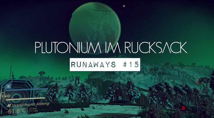 Plutonium im Rucksack