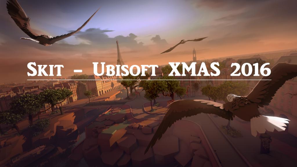 Ubisoft XMAS 2016