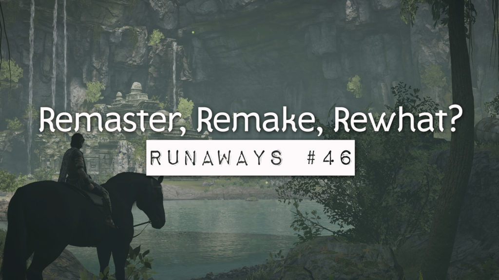 Remaster Remake