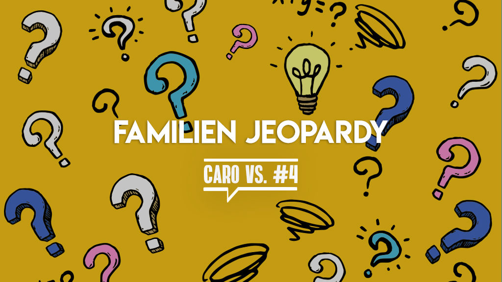 Familien Jeopardy