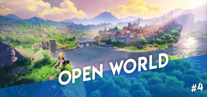 Open Worlds